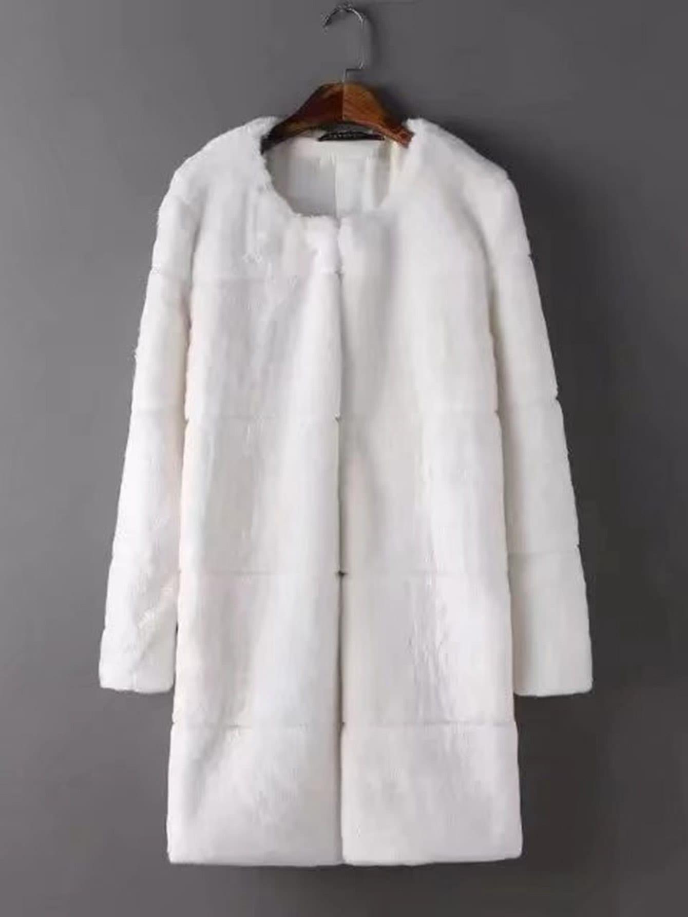 Faux Fur Longline Coat нива фора 21218 продаю 2014 avito