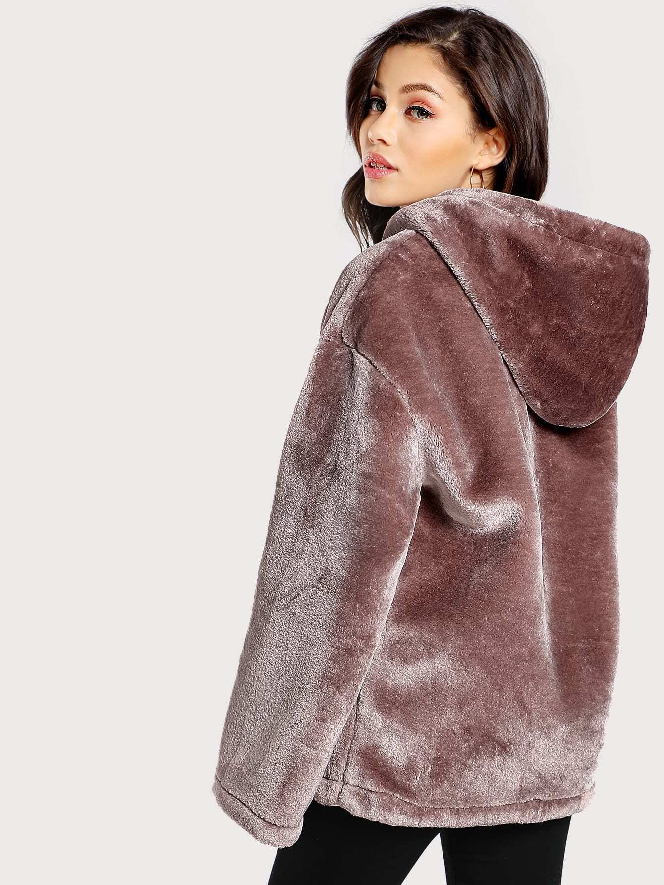 Find great deals on eBay for faux fur hoodies. Shop with confidence.