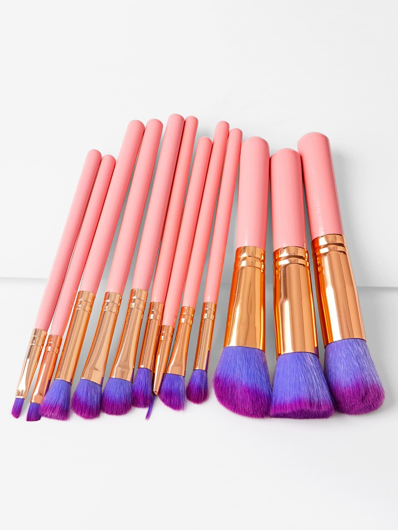 Professional Makeup Brush 12pcs