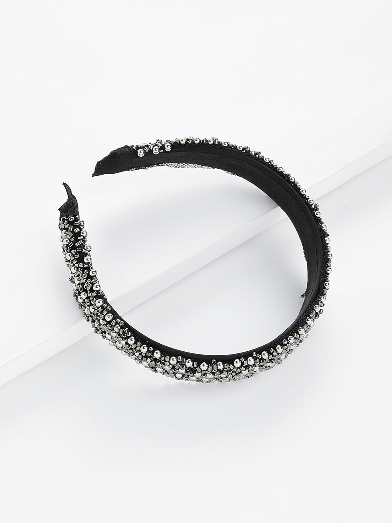 Фото Beaded Design Headband