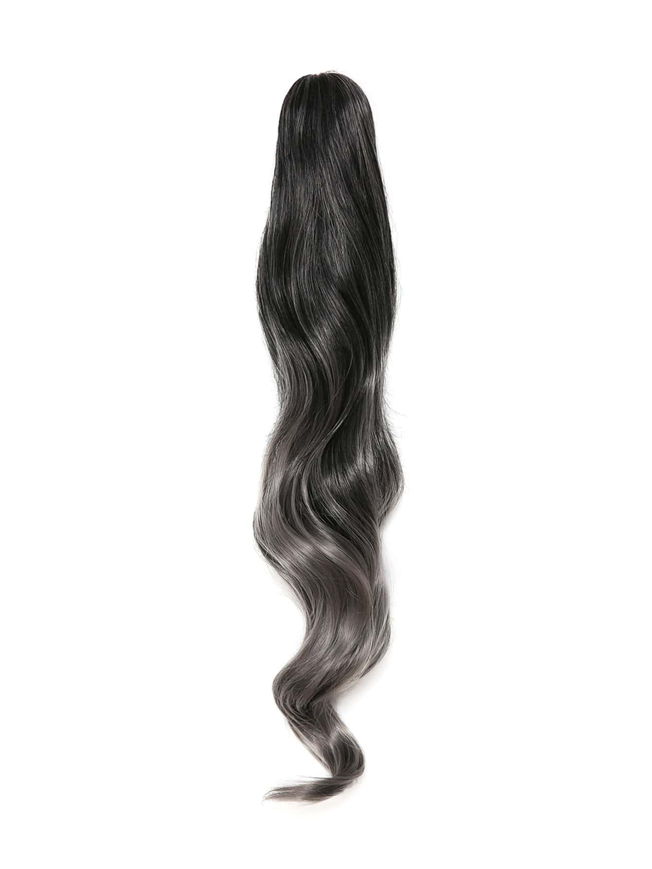 все цены на Clip In Soft Wave Hair Extension 1pcs онлайн