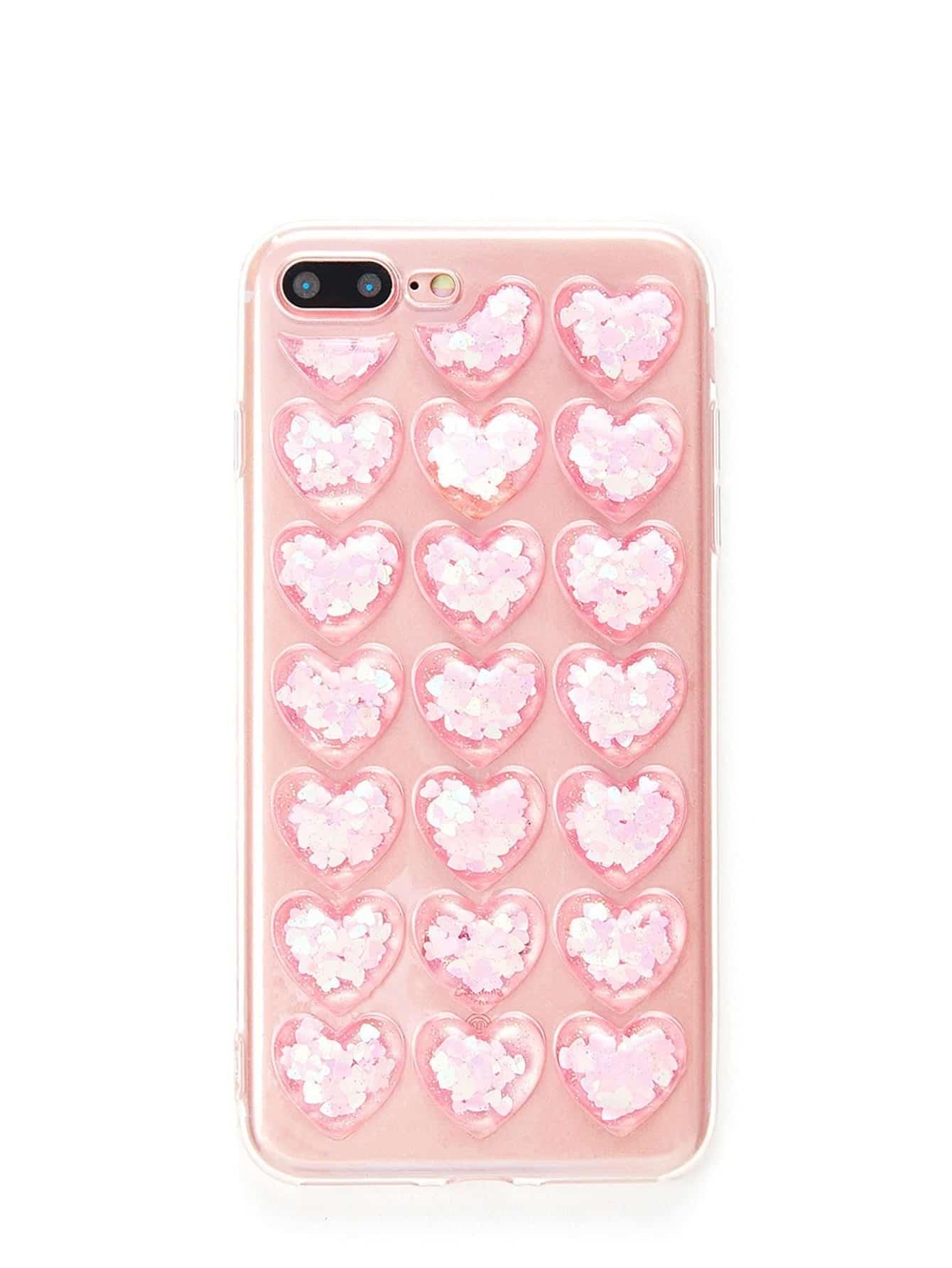 Купить Модный чехол для iPhone с узором, null, SheIn