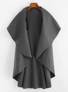 Waterfall Vest Coat