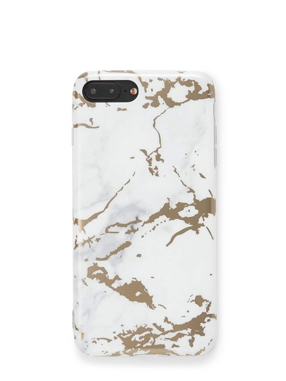 Coque d\'iPhone imprimé marbre