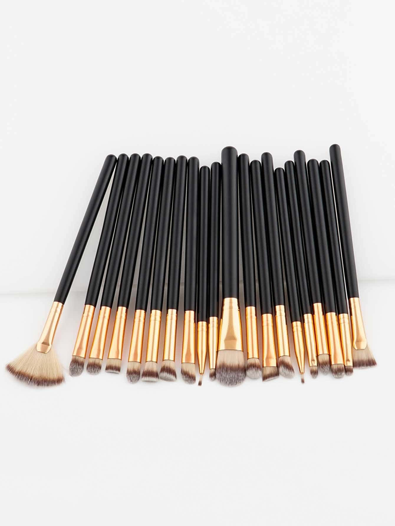 Image of Professional Eye Brush Set 20pcs
