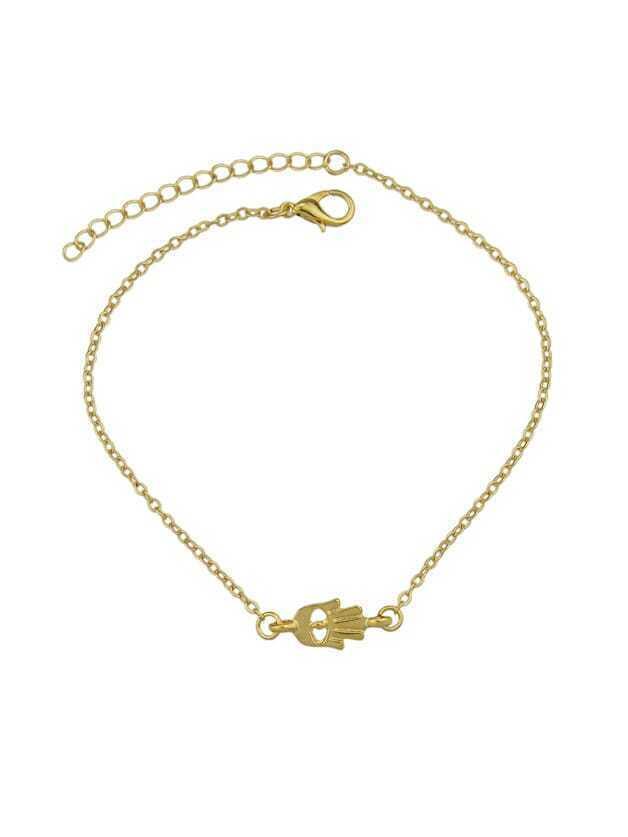 Gold Rhinestone Charm Bracelets & Bangles Women a suit of rhinestone owl charm bracelets