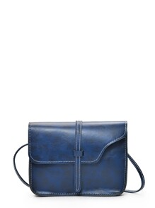 Flap Shoulder Bag