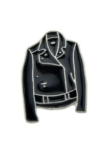 Enamel Jacket Clothes Pattern For Women Accessories