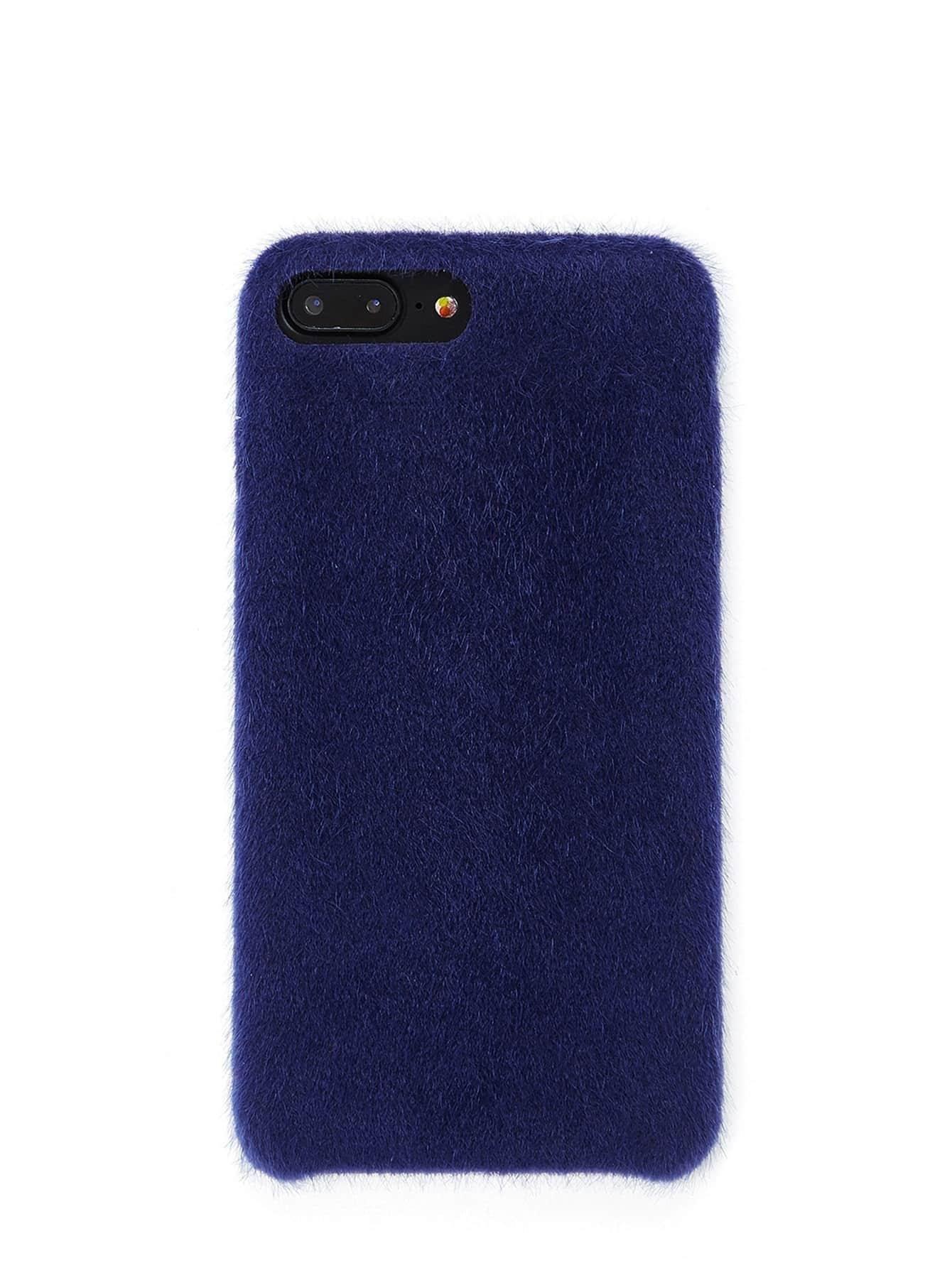 Купить Модный чехол из искусственного меха для iPhone, null, SheIn