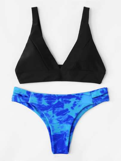 Mix And Match Bikini Set