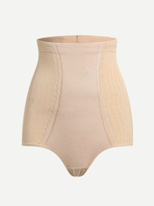 Shorts Shapewear avec taille haute