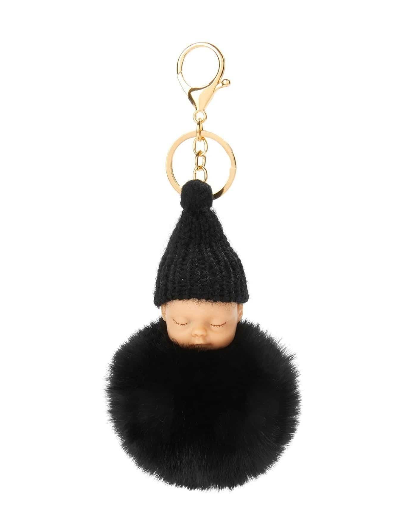 Купить Модный оригинальный брелок в форме ребенка, null, SheIn