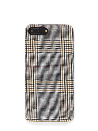 Iphone Handyhülle mit Plaid