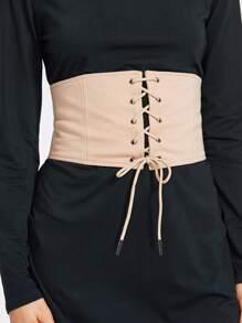 Lace Up Belt