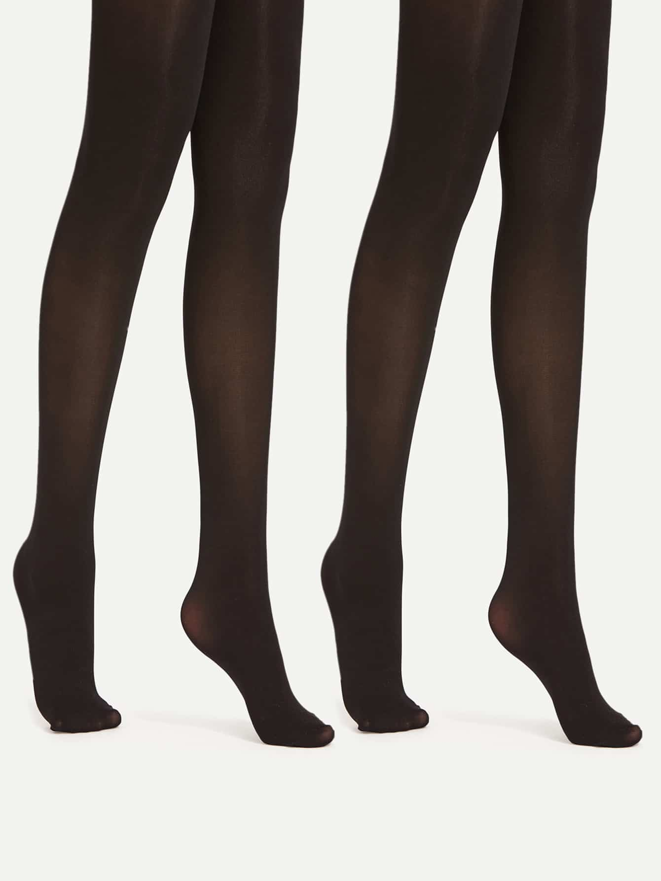 80D Velvet Touch Tights 2 Pairs