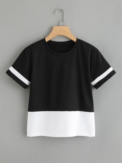Cut And Sew Tee