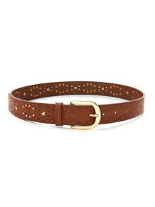 Star Decorated Belt