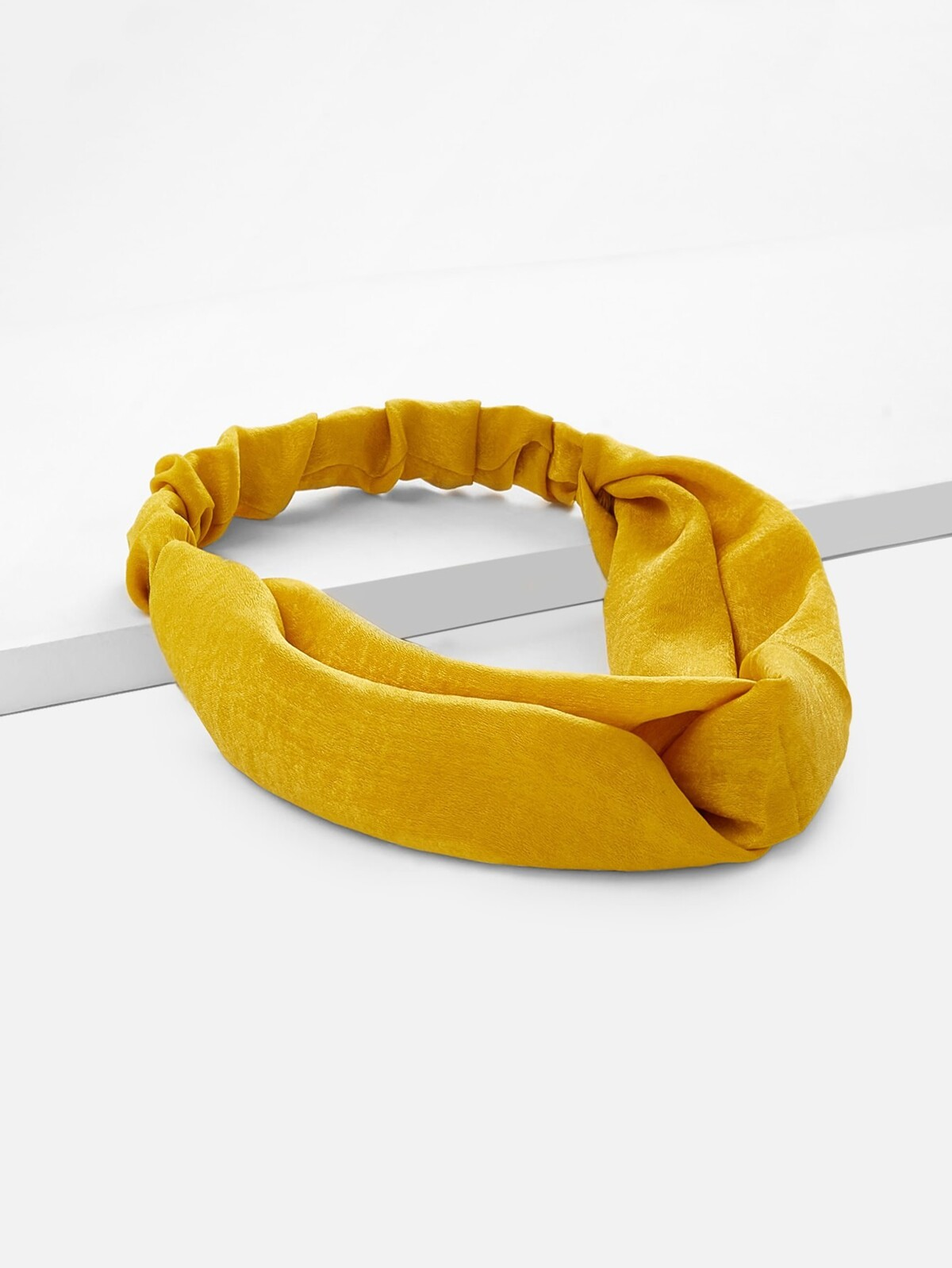 Twist Design Headband by Romwe