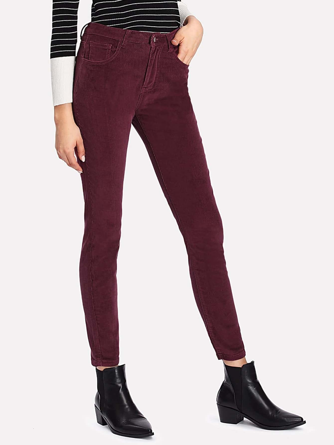 Image of 5 Pocket Skinny Jeans
