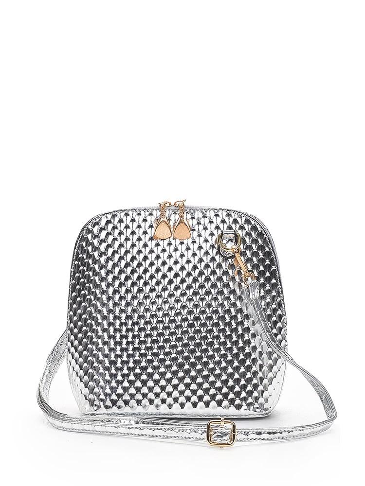 Zip Around Textured Bag бумажник mulberry rl3557 874 tree zip around rl3557