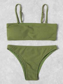 Set di bikini a fascia