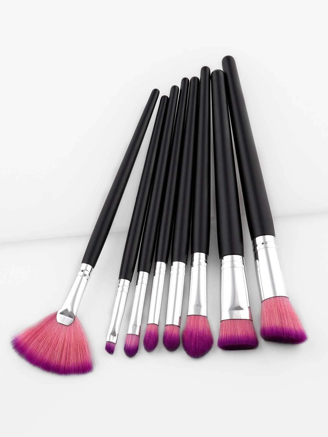Contrast Makeup Brush Set