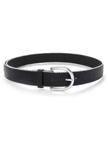 Beaded Trim Belt