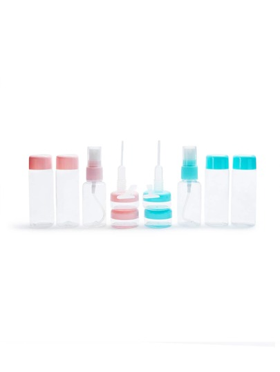 Random Color Mini Travel Bottle Kit