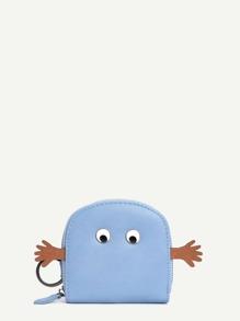 Cute Cartoon Design PU Wallet