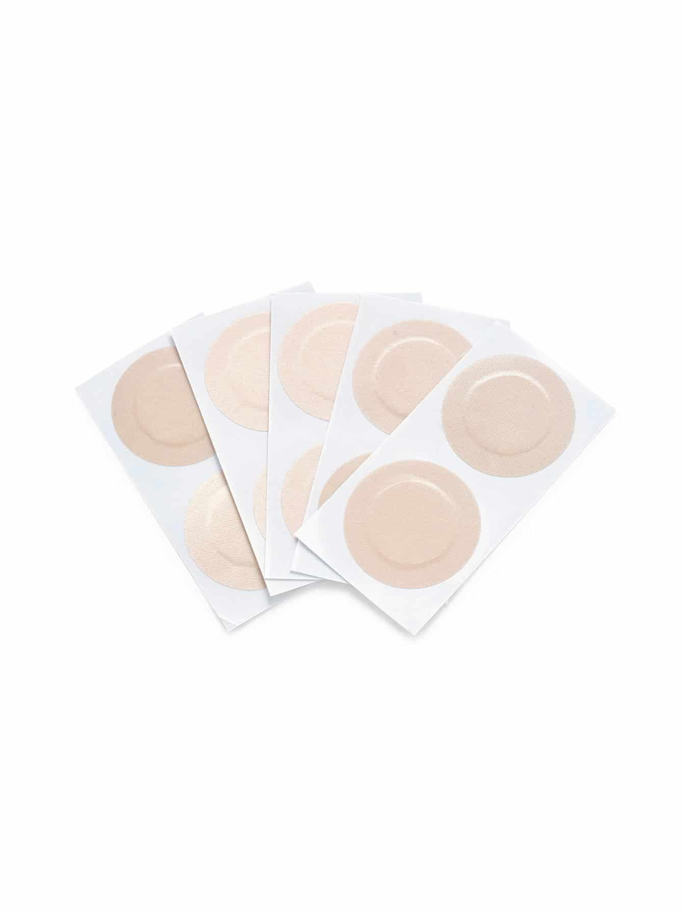 Disposable Circle Nipples Covers 5pairs женские чулки 1 5pairs