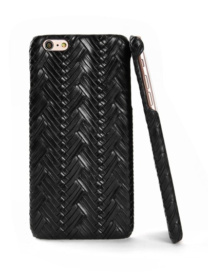 Woven Design iPhone Case