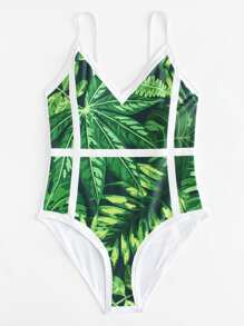 Jungle Caged Swimsuit