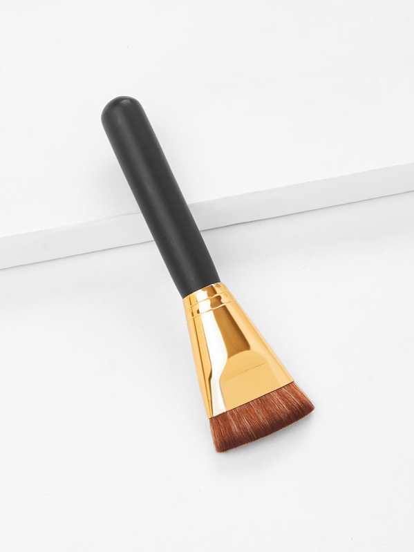 Fan Shaped Makeup Brush, null