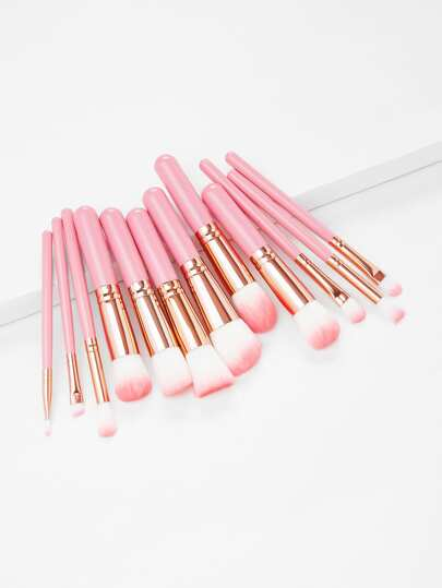 Delicate Cosmetic Brush 12pcs