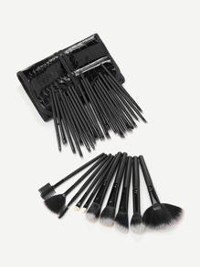 Professional Makeup Brush 32pcs With PU Bag