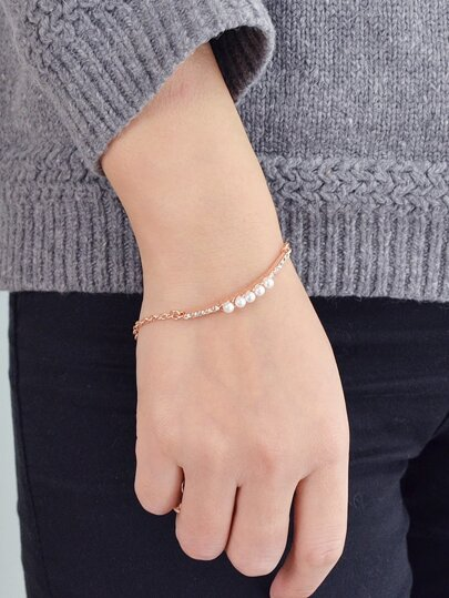 Pearl Luxurious Bracelet