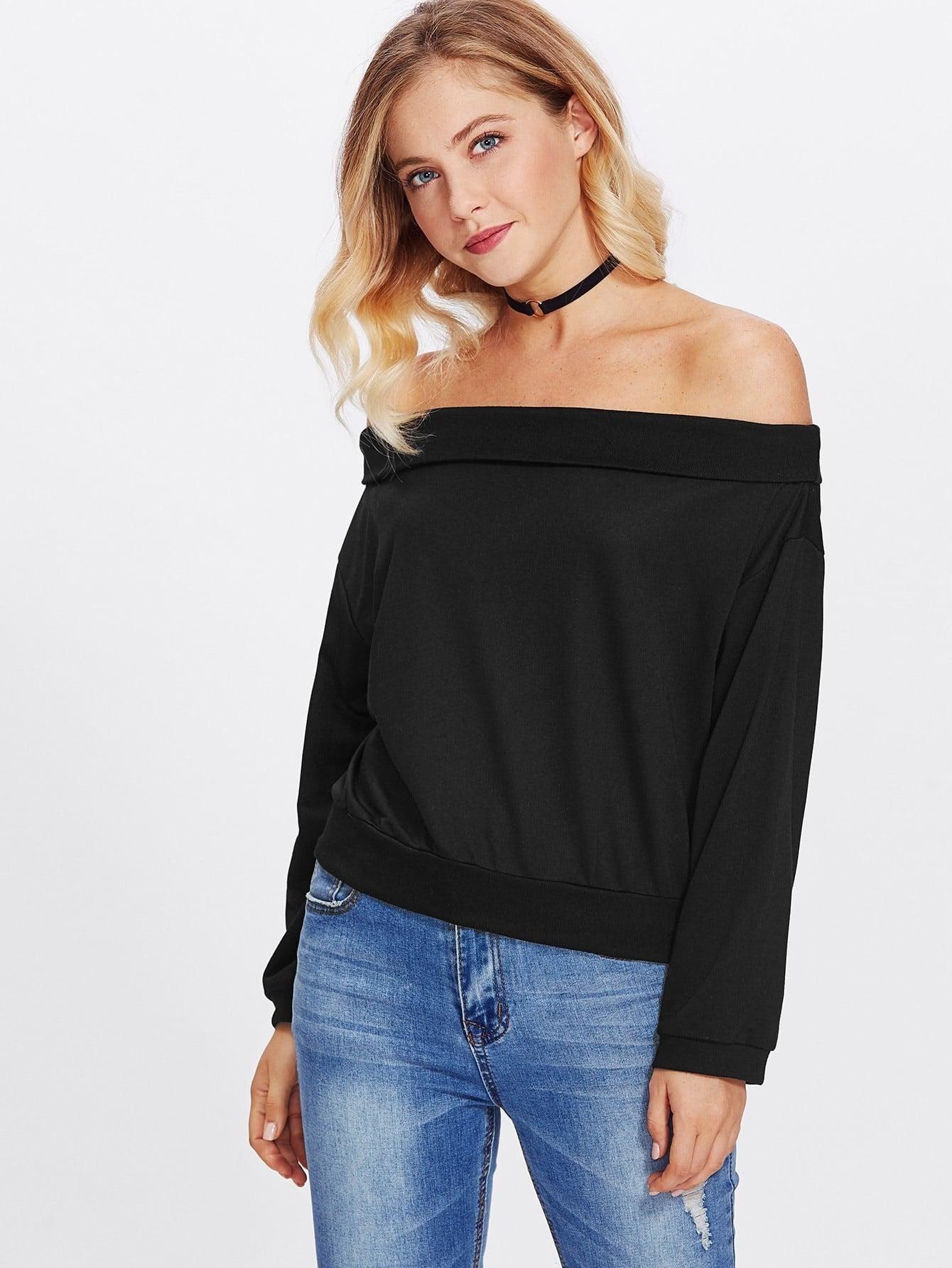 Off Shoulder Blouse blouse luxmix blouse