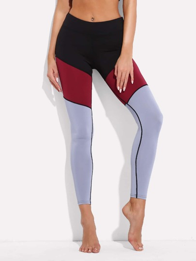 Cut & Sew Gym Leggings