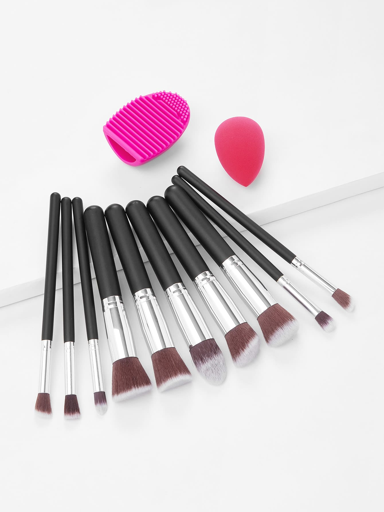 12PCS Makeup Brush Set Cosmetics Tool
