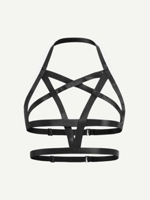 Strappy Halter Body Harness