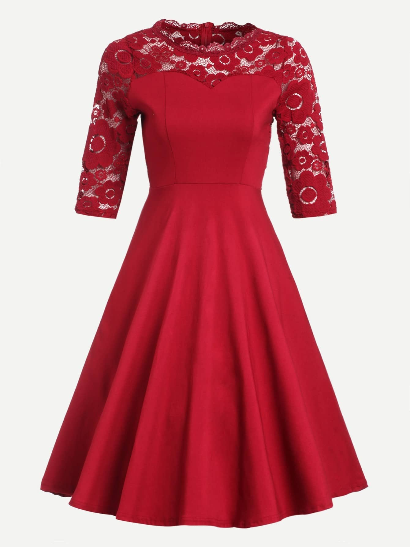 Lace Panel Circle Dress marketing in a nutshell key concepts for non specialists