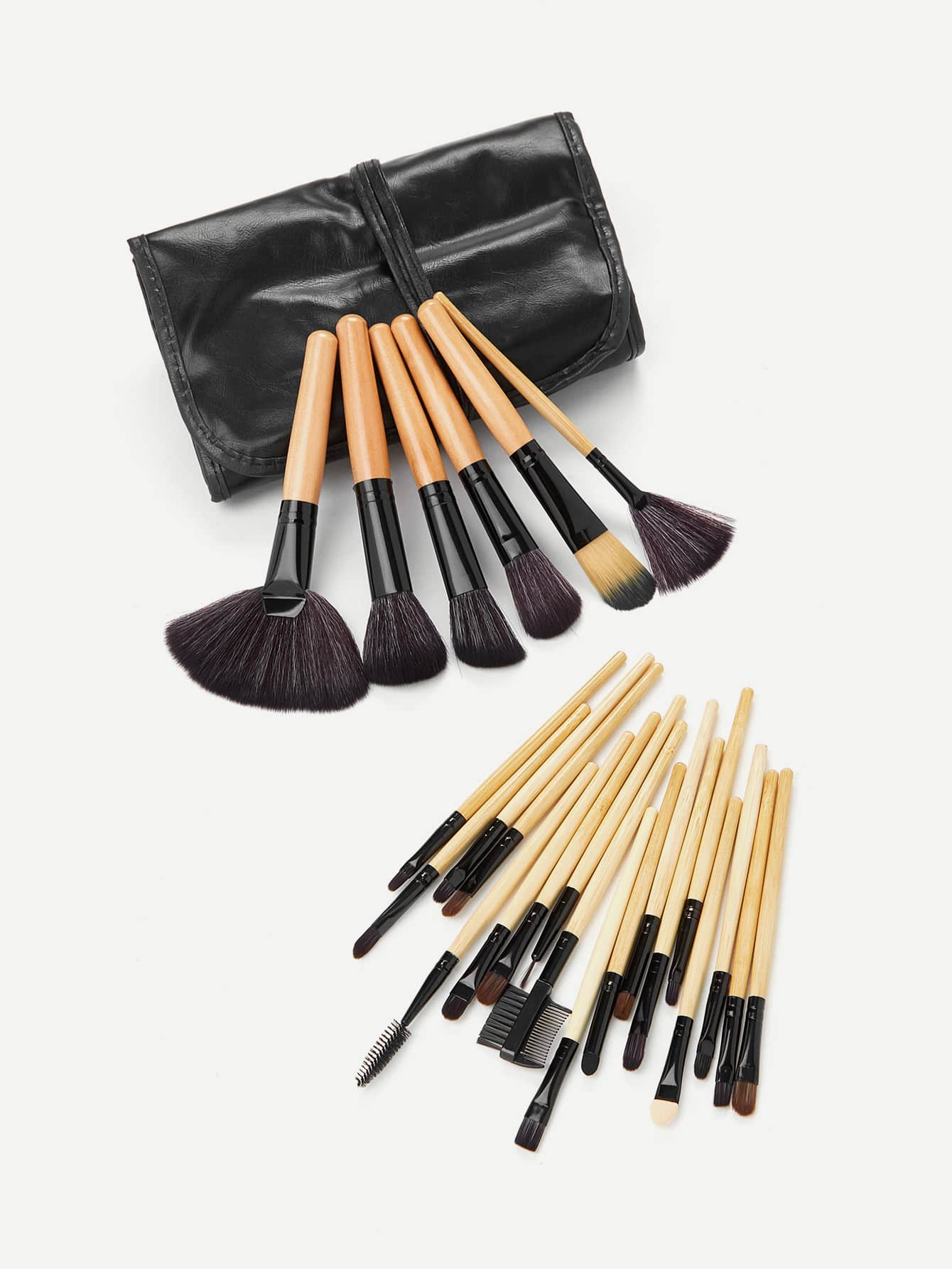 Two Tone Professional Makeup Brush Set
