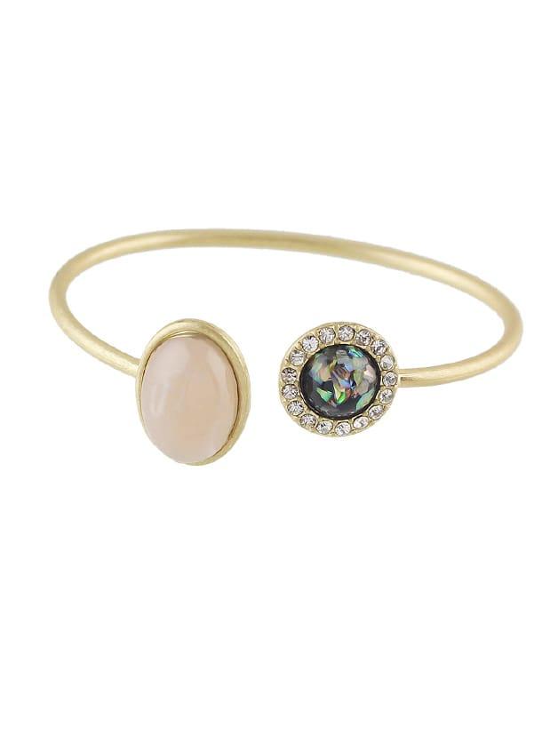 Antique Open Cuff Bangles Boho Bracelets gold open cuff bracelets for women bijoux jewelry