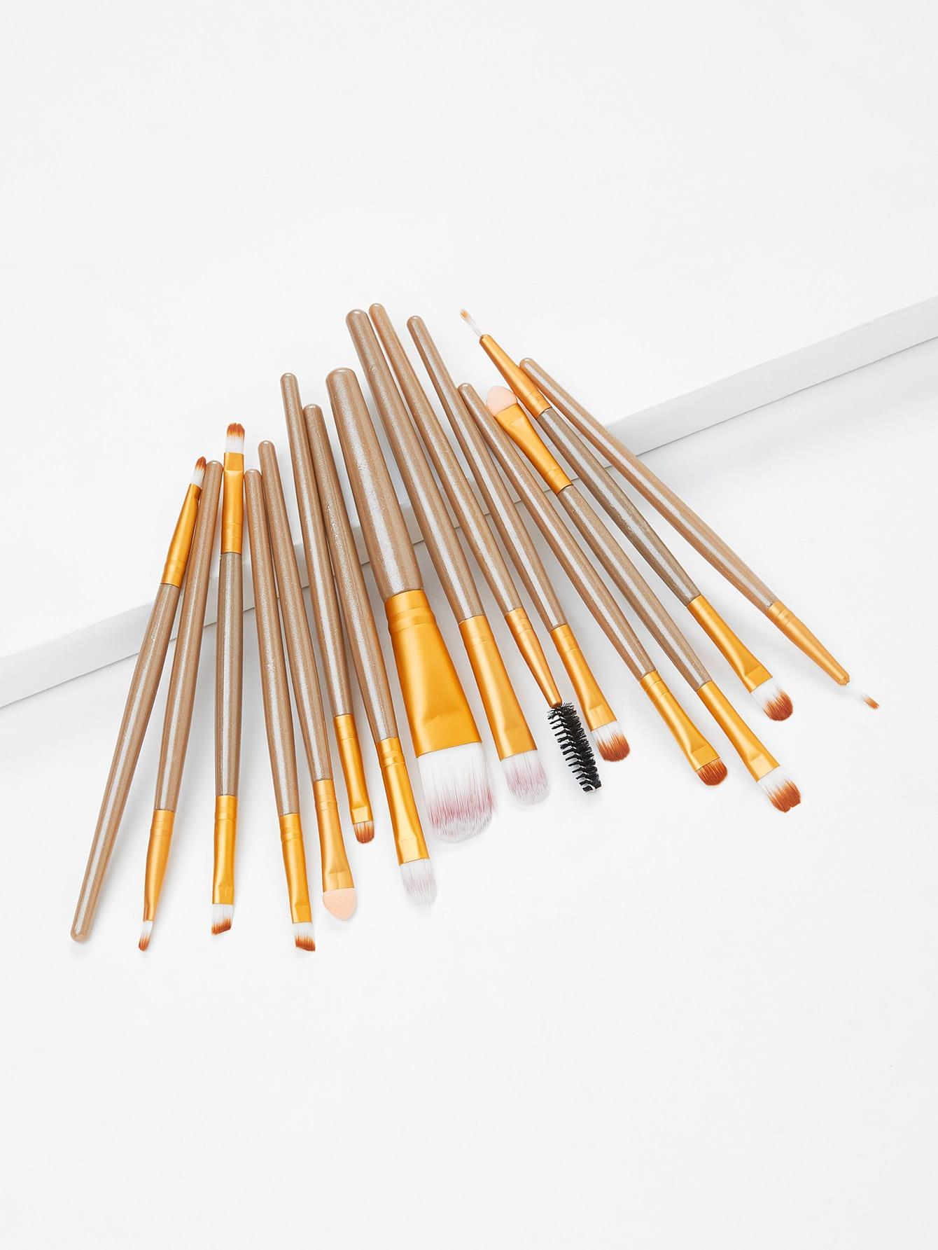 Professional Eye Brush 15pcs