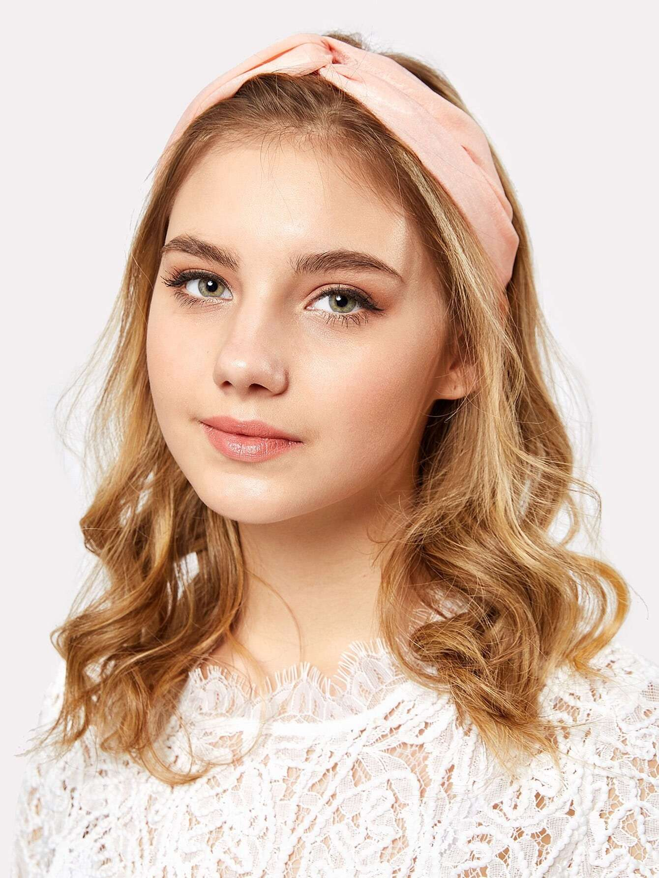 Twist Design Headband