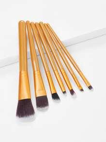 Professional Makeup Brush Set 7pcs