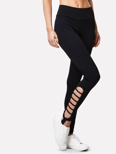 Leggings con cut-out