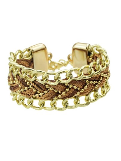 Multilayers Chain Boho Bracelet
