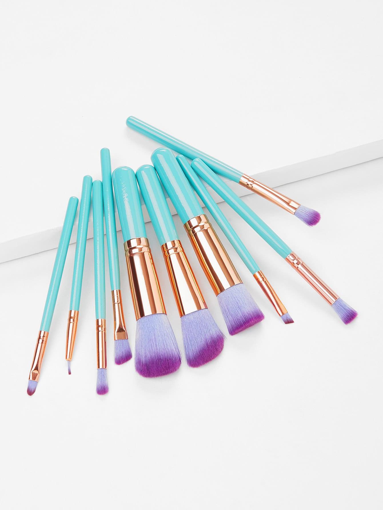 Professional Makeup Brush 10pcs