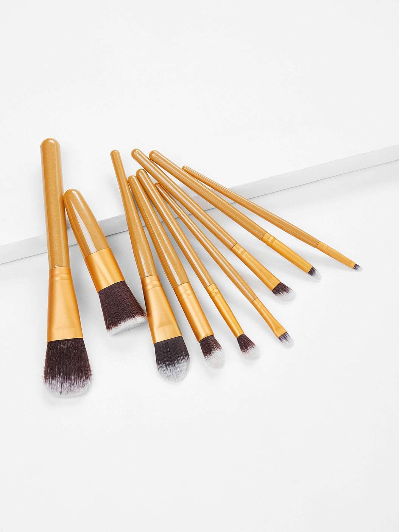 9pcs Professional Makeup Brush Set